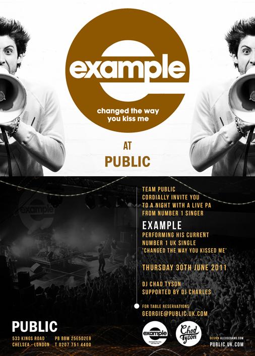 Public London : alexsedano.com